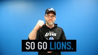 Download A hopeless Detroit Lions fan's rant Video