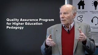 Download Quality Assurance Program for Higher Education Pedagogy Video