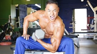 Download Total Upper Body Dumbbell Workout Video