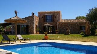 Download Finca auf Mallorca - Son Cosina - nahe Santanyi Video