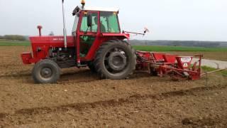 Download IMT-560 sejanje kukuruza Video