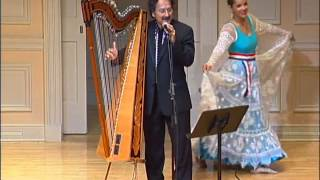 Download Paraguayan Folk Harp Ensemble Video
