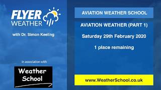 Download Flying Weekend Weather Forecast 31/10/19 Video