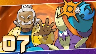 Download Pokémon Sun and Moon - Episode 7 | Melemele Island Grand Trial! Video