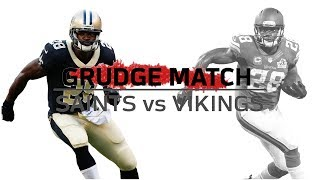 Download Adrian Peterson Returns to Minnesota | Grudge Match | Saints vs. Vikings | NFL Week 1 Video