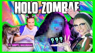Download HOLO ZOMBAE with Simply Nailogical Video