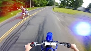 Download 12 Minutes of Police Chase Getaways | Cops Vs Dirtbikes 2016 Video