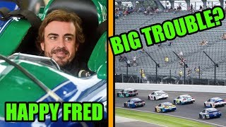 Download ALONSO TESTS INDYCAR | NASCAR IN DEEP TROUBLE? | SILLY SEASON Video