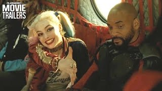 Download SUICIDE SQUAD | All Clips + Trailers Compilation [HD] Video