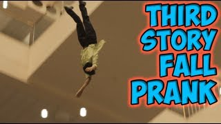 Download Third Story Fall Prank Video