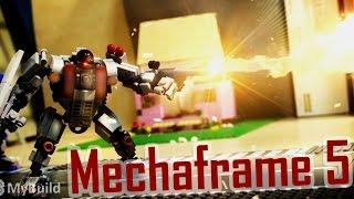 Download Lego Bot Stop Motion : Mechaframe 5 Video