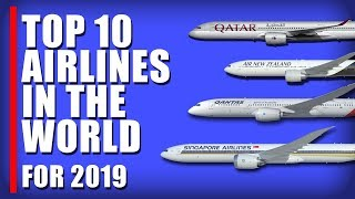 Download TOP 10 AIRLINES IN THE WORLD FOR 2019 by airlineratings : Prestigious Award in 2018 Video