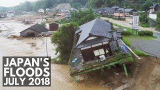 Download The Japan Floods July 2018   Lin Nyunt Video