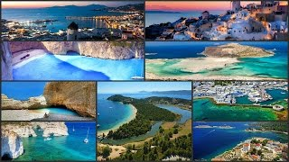 Download Τα 10 ομορφότερα νησιά στην Ελλάδα ! Video