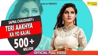 Download Teri Aakhya Ka Yo Kajal | Sapna Stage Dance | New Haryanvi Video Song Video