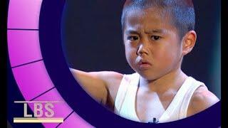 Download Meet mini-but-mighty Bruce Lee Kid Ryusei | Little Big Shots Aus Season 2 Episode 1 Video