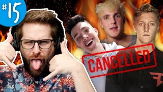 Download EVERYONE IS CANCELLED (James Charles, Tfue, Jake Paul) - SmoshCast #15 Video