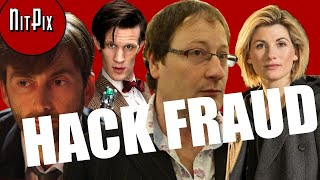 Download The New Doctor Who Showrunner is a Hack Fraud (Chris Chibnall) - NitPix Video