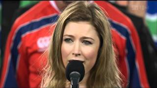 Download God Defend New Zealand (National Anthem): Hayley Westenra - Rugby World Cup Final 2011 Video