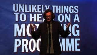 Download Unlikely things to hear on a motoring programme - Mock the Week: Series 12 Episode 7 - BBC Two Video