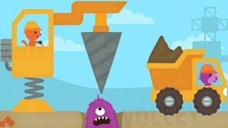 Download Fun Sago Mini Games - Fun Kids Build Sago Home Construction Building With Sago Mini Trucks & Diggers Video