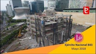 Download Demolición Ejército Nacional 843 (Edificio GM), Mayo 2018 | edemx Video