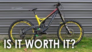 Download Are Used Bikes Worth It? – The Truth about my Devinci Wilson (Learn from my Mistake!) Video