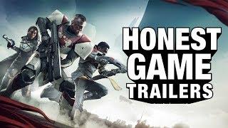 Download DESTINY 2 (Honest Game Trailers) Video