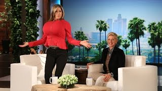 Download Jennifer Aniston and Ellen Play Last Word Video