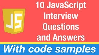 Download 10 JavaScript Interview Questions and Answers Video