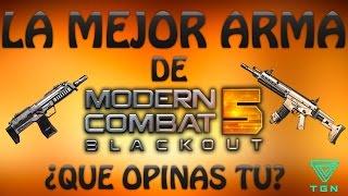Download MC5 LA MEJOR ARMA DE MODERN COMBAT 5: BLACKOUT Video