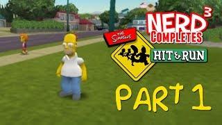 Download Nerd³ Completes... The Simpsons: Hit & Run - Part 1 Video