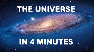Download The Universe in 4 Minutes Video