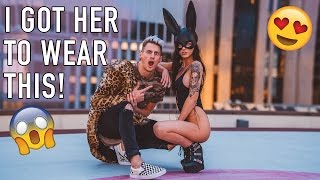 Download I CAN'T BELIEVE SHE WORE THIS FOR ME!! (Challenge) Video