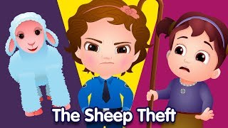 Download ChuChu TV Police Vs Thief Surprise Eggs – Episode 07 (SINGLE) – The Sheep Theft Video