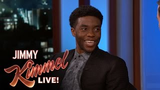 Download How Chadwick Boseman Created His Black Panther Accent Video