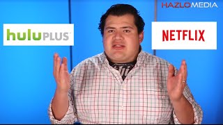 Download Netflix y Hulu Plus: Los pros y los contras - Hazlo Media Video
