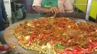 Download SARDAR PAV BHAJI | 1000 PLATES PER DAY | BEST IN MUMBAI | @ Rs. 125/- Video
