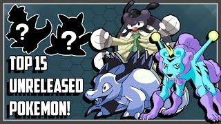 Download Top 15 Unreleased Pokemon That Got Rejected! Video