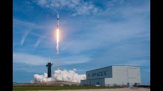 Download Crew Dragon Launch Escape Demonstration Video