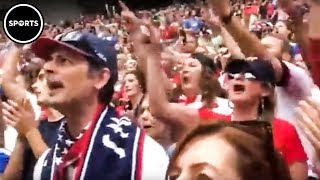 Download 'Equal Pay' Chant ERUPTS After USA Wins World Cup Video