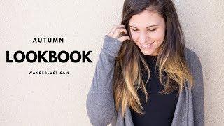 Download AUTUMN LOOKBOOK 2017 | WANDERLUST SAM Video