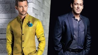 Download Hrithik Roshan world's third Most Handsome Face, Salman ranks seventh Video