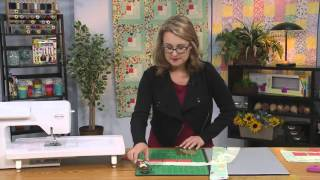 Download My First Quilt - Episode 9 - Simple Quilt Blocks: Log Cabin Video