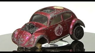 Download Redline Restoration: 1968 Hot Wheels Redline Custom Volkswagen Video