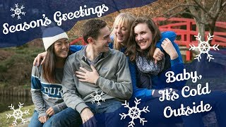Download Duke's Rhythm & Blue Performs 'Baby It's Cold Outside' with Revised Lyrics Video