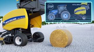 Download IntelliBale™ Automated Tractor & Baling Control System Video