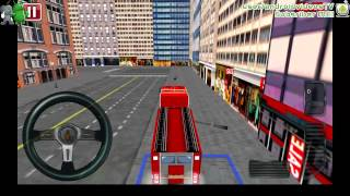 Download Android Fire Truck 3D Gameplay Video