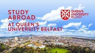 Download Study Abroad at Queen's University Belfast in Northern Ireland Video