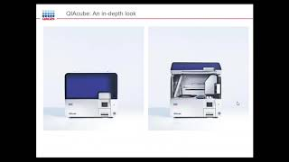 Download Automated nucleic acid purification from diverse sample types Video
